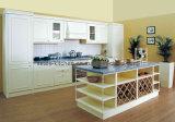 Alto armadio da cucina lucido del PVC (SL-P-10)