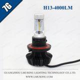 Lmusonu 7g H13 LEDのヘッドライトキット35W 4000lmのトヨタのための自動軽い前部ライト