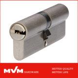 고품질 최고 문에 박은 자물쇠 금관 악기 실린더 (P6P4545)