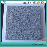 Schwarzer Granit Bushhammered G684 Steinfliese-Schwarz-Perlen-Granit