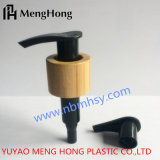 Erogatore di plastica della pompa della lozione della pompa 24/410 della lozione con bambù