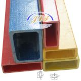 Tube de rectangle de FRP Pultruded