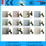 1.3-19mm Float Glass Reflective Glass Tempered Glass Laminated Glass Patterned Glass com GV AS/NZS2208 do CE: 1996