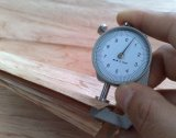 0.5mm um folheado natural vermelho de Bintangor da classe para a madeira compensada da mobília