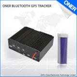 Perseguidor del GPS sin la fecha de la tarjeta de SIM que registra a perseguidor de Bluetooth