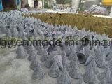 자연적인 Handmade 편평한 등나무 정원 훈장