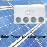 낮은 소모 100%년 DC 에어 컨디셔너 태양 냉난방 장치