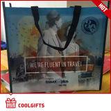 بيع بالجملة يرقّق غير يحاك حقيبة مع صنع وفقا لطلب الزّبون علامة تجاريّة لأنّ تسوق