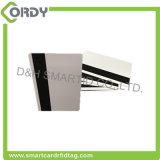 13.56MHz cartão do controle de acesso RFID com a listra magnética da microplaqueta