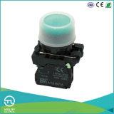 Interruttore a pulsante antisudicio di plastica di Utl con il coperchio