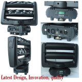 Armkreuz-bewegliches Hauptlicht des LED-Effekt-Licht-8PCS
