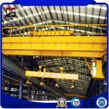 мостовой кран магнитного двойного луча от 10 до 32 тонн надземный