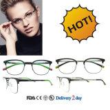Marcos populares de las lentes de las lentes de las gafas de las lentes del diseñador de Italia