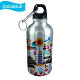 Garrafa de água de alumínio em branco 500ml Globalsub de Imprintable