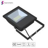 세륨 RoHS를 가진 심천 IP65 110lm/W 플러드 전등 설비 조경 점화 LED 플러드 빛 10W
