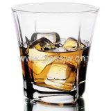 Vidrios del whisky