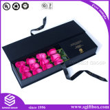 カスタム贅沢な結婚式の花の包装ボックス