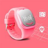 GPS Tracker Posicionamento Sos Security Alarm Monitor Kids Smart Watch