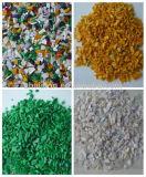 Vsee RGBのプラスチックリサイクル機械によって押しつぶされるプラスチックは選別機カラーはげる
