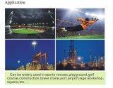 Estádio estreito ao ar livre do diodo emissor de luz do feixe que ilumina a luz de inundação do diodo emissor de luz de 500 watts