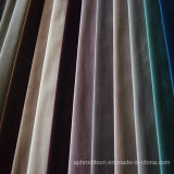 Tessuto luminoso 100% della tenda del velluto del poliestere