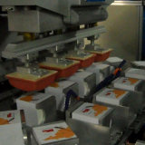 Imprimante de garniture de biberon de quatre couleurs