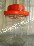 5L, 10L, grandi bottiglie di vetro del vino di frutta 12L, grande contenitore di vetro, grandi vasi di vetro per alimento, vino