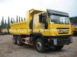 Genlyon شاحنة قلابة للمحاجر شاحنة (CQ3314HTG306)