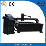 Maquinaria Acut-1530 da estaca do metal da flama do plasma do CNC do pórtico feita em China