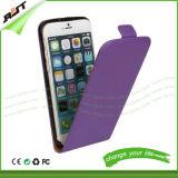 iPhone 6sのための携帯電話PUの革フリップケース
