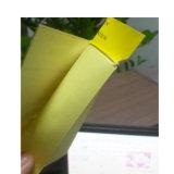 Heißer Verkaufs-Verpacken-anhaftender Papieraufkleber-kundenspezifische Kennsätze/Neigung-Aufkleber