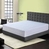 80%の綿20%ポリエステルテリー布TPUの上塗を施してある防水マットレスのベッドカバー