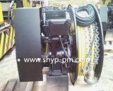 Tambour de câble piloté par des ressorts pour la position hydraulique d'encavateur de moteur