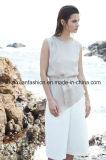 Pantaloni larghi superiori casuali del piedino delle nuove donne di disegno di estate