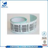 Etiqueta autoadhesiva termal imprimible del código de barras de la transferencia