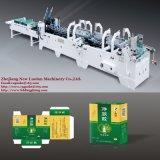 Máquina de pegado y plegable del rectángulo de la medicina (GK-B)