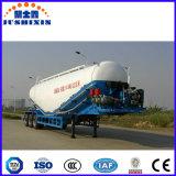 3 Semi Aanhangwagen van de Tanker van het Cement van het Poeder van assen 100tons de Materiële Bulk
