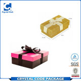 Коробка ультрамодного нового подарка типа роскошного упаковывая