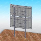 Étalage en aluminium de panneau-réclame du panneau-réclame DEL de signes modernes de panneau-réclame de ville