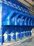 Colector de polvo determinado de Complet de la eficacia alta con el desempolvamiento del sistema