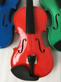 Violín de Studenet del violín de la fábrica el 1/2 del violín para la venta