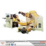 Nc-Strecker Uncoiler Maschine in der automatischen -Fertigungsindustrie (MAC4-800)