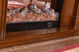 Cheminée électrique d'hôtel de chaufferette moderne de meubles avec le certificat de la CE (343B)