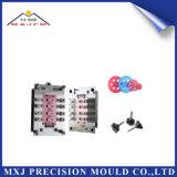 Modelagem por injeção helicoidal plástica personalizada da engrenagem da precisão