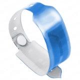 Mehrfarbenwegwerf-RFID Belüftung-Kennzeichen-Armband für Wasser-Park