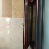 Ventana termal del marco de la rotura de la alta calidad con las Ventana-Cortinas