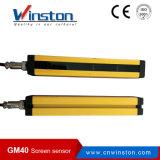 Датчик индустриальной области, выбирая датчик, безопасный светлый датчик занавеса переключает GM40-20