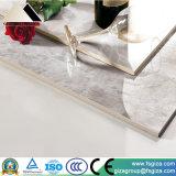 高品質600*600mmの無作法な磨かれた艶をかけられた石造りの大理石の床タイル(JA80866M1)