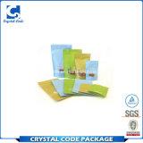 L'abitudine ha stampato il sacco di carta laminato plastica del riso dell'alimento