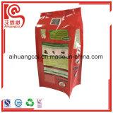 Bolso plástico de la impresión para el empaquetado del fertilizante